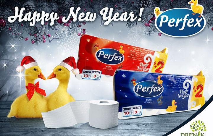 PERFEX HAPPY NEW YEAR